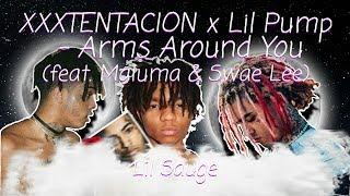 XXXTENTACION & Lil Pump — Arms Around You (ft. Swae Lee) [rus sub | перевод | русские субтитры]