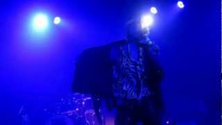 Yeah Yeah Yeahs - Under the Earth (new song) (Live @ Glass House in Pomona, California 1.11.2013)