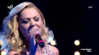 Hadise - Hurt (18 Şubat 2015 Final) O Ses Türkiye