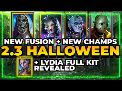 FUSION CHAMP REVEALED! First Reaction! | RAID Shadow Legends