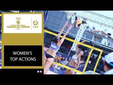 #BeachWorldTour   2* Aydin, Women Top Actions