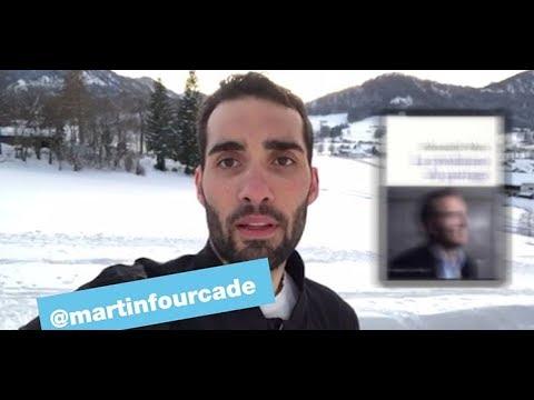 Vidéo de Martin Fourcade