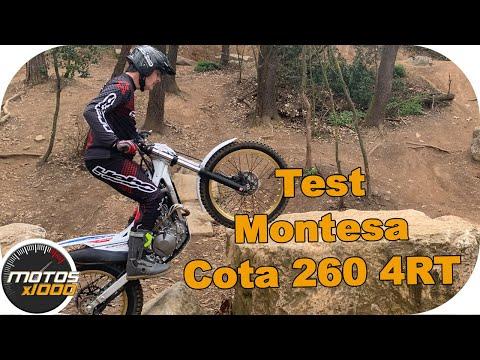 Test Montesa Cota 260 4RT   Motosx1000