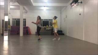 Zumba coreografia Simone e Simaria/anitta - loka