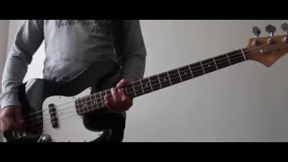 Queen - Under Pressure (Bass Cover)