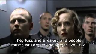 Hitler Finds out about DA and Agang Divorce