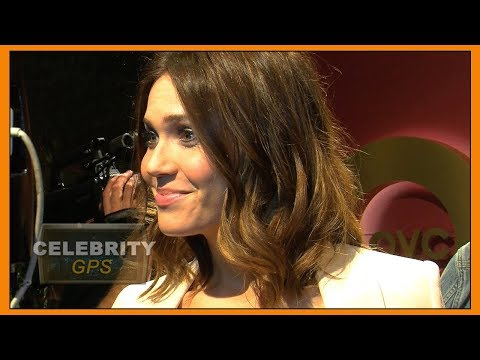 MANDY MOORE speaking out about ABUSE by RYAN ADAMS - Hollywood TV
