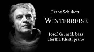 Winterreise, D. 911: Erstarrung