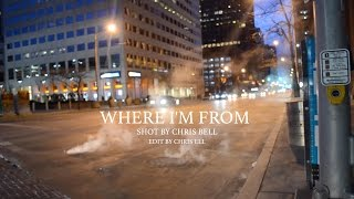 Where I'm From - Chris Bell