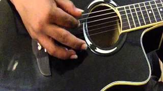 sampel suara gitar akustik custom apx500