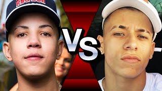MC Don Juan contra MC Pedrinho - Duelo dos Funkeiros