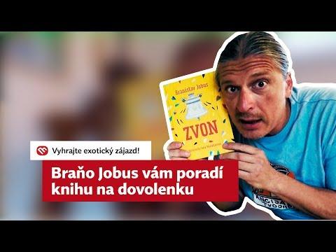 Braňo Jobus a jeho tip na dovolenkovú knihu