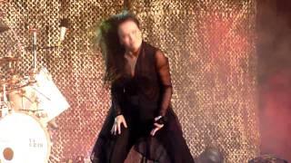 """Tarja - """"Still of the Night"""" @ Wacken 2010, HD (Whitesnake Cover)"""