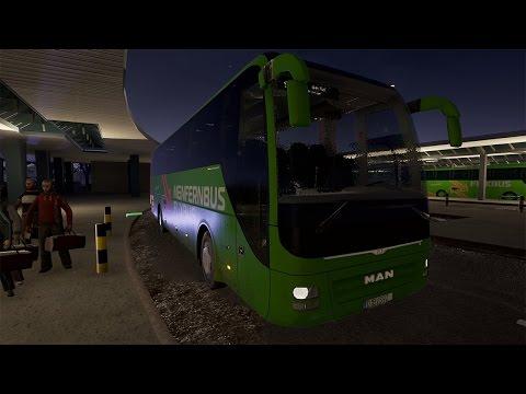 Track-IR!! Fernbus #18: Naar Berlijn