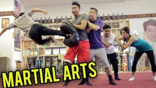 TOP 10 MARTIAL ARTS MOVES YOU SHOULD KNOW width=