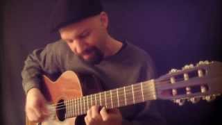 (Bridge over Troubled Water) Simon & Garfunkel - fingerstyle cover by Daryl Shawn