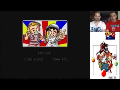 Pang // Arcade // Jugando A Dobles Cap. 23 // RETRO