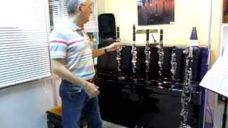 Comprar un clarinete | Laclaudesol.com