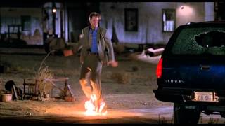 Nothing to Lose 'Spider Scatman' scene