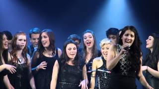 Fallin' - Effusion A Cappella (cover of Alicia Keys)