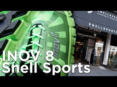 INOV 8 Terraultra Test Snell Sports Chamonix Mont-Blanc chaussures course montagne trail