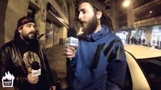 BURNIN' TV. Entrevista a Jah Nattoh