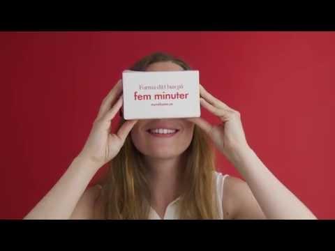 Villavisning med VR – Movehome och Google Cardboard