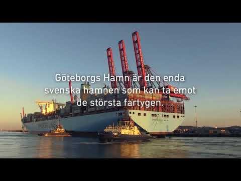 Farledsfördjupning i Göteborgs Hamn