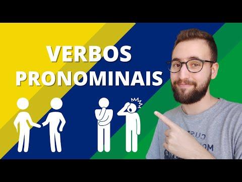 Verbos PRONOMINAIS em português | Vou Aprender Português