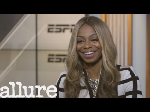 Beauty Of... The Women of ESPN: Josina Anderson | Allure