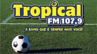 Portuguesa 0 x 2 Boavista - Copa do Brasil 2017 - Rádio Tropical