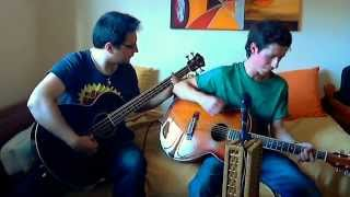 Ornatos Violeta - Ouvi Dizer (cover)