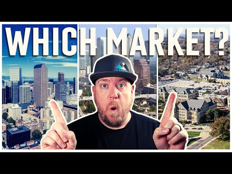 How to Analyze Real Estate Markets