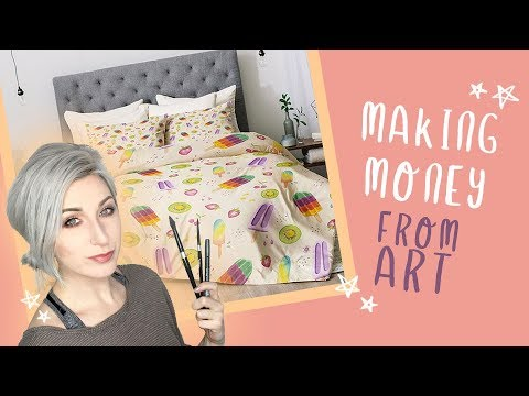 MAKING MONEY FROM ART: Tools To Help You SUCCEED!