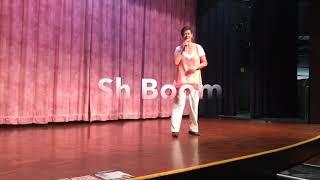 "Line Dance "" Sh Boom """