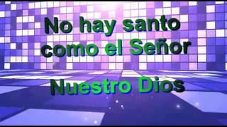 erick porta No hay santo como el señor (con letra)