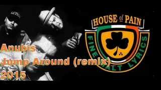 Anubis     -    Jump Around     -    Pete Rock Remix 2015  (Cover)