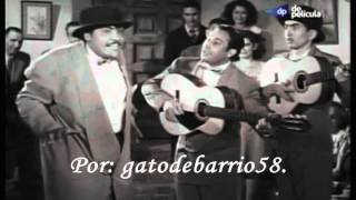 """CAPULINA CON """"LOS TRINCAS""""   """"LA CARCAJADA"""" (1950)"""