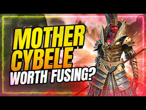 ♕Mother Cybele FULL Grades | Watch BEFORE Fusing! | RAID Shadow Legends