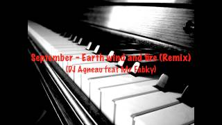 September - Earth wind and fire Remix (DJ Agneau feat Mr Fabky)