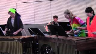 Pokemon Theme Song - Percussion Ensemble
