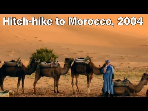 Tom's Travels: Morocco Hitchhike 2004