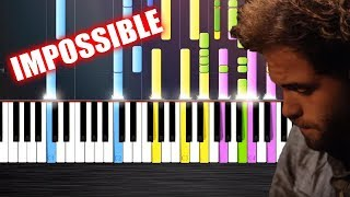 Passenger - Let Her Go - IMPOSSIBLE REMIX by PlutaX - Synthesia - Piano