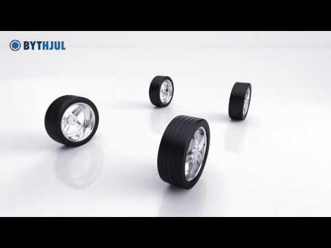 Köpa däck online? - Bythjul.com