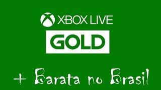 Preço da Live Gold é reduzido no Brasil!