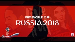 FIFA WORLD CUP 2018. (Official Promo Video) EXCLUSIVE - Live It Up -
