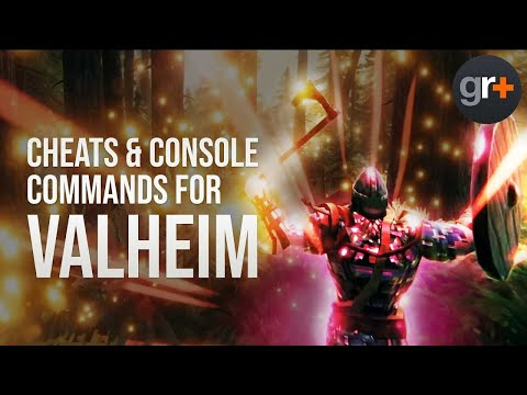 Valheim Cheats Guide & How To Use Them