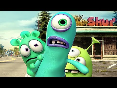 LUIS AND THE ALIENS Trailer