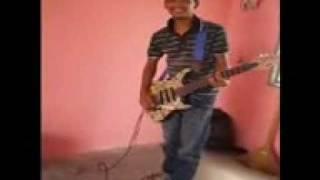 amy dan gitarnya