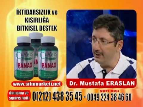 Dr Mustafa Eraslan Clavis Panax | 0 212 438 35 45